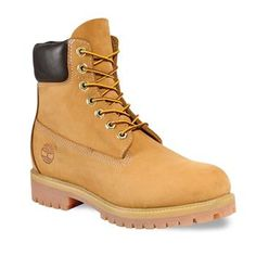 HERITAGE ICON 6INCH TIMBERLAND - BOOTS BASSES ET FOURRÉES FEMME CHAUSSURES - #timberland #10361 #yellowboots #women #wheat