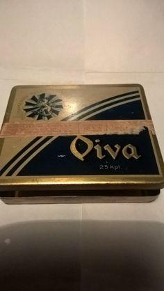 Oiva-savukerasia, Itämainen Paperossitehdas Oy