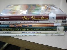 Book Spine Poems