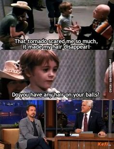 And he was even sassy when he was a kid: | 32 Reasons Robert Downey Jr. Is The Most Perfect Man In The Universe