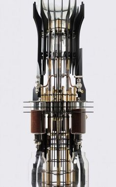 (...) Company Dutch Lab has created a steam coffee machine in the Gothic style