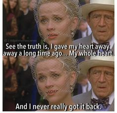 One of my favorite romantic comedies Sweet Home Alabama Sweet Home Alabama Quotes, Sweet Home Alabama Movie, Tv Show Quotes, Film Quotes, Forrest Gump, Love Movie, Movie Tv, Favorite Movie Quotes, Movies Worth Watching
