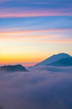 Mount Batur - Bali, Indonesia