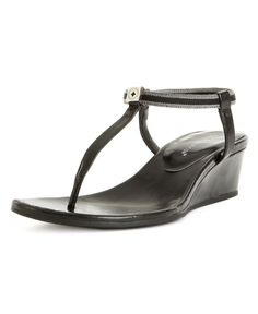 BCBG Jiggy Wedge Sandals