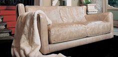 Baxter top quality leather sofas for luxury hospitality and homes