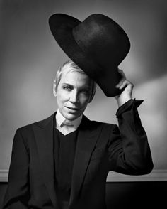 Annie Lennox (Photography by Vincent Peters) | 2011