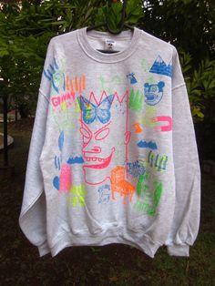 Collab sweatshirt Sao Paulo, 2013