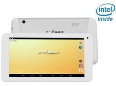 "Tablet Phaser PC 713 4GB 7"" Wi-Fi - Proc. Dual Core Câmera Integrada"