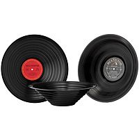 RECORD BOWLS | UncommonGoods pinned by @wickerparadise #wickerparadise #unique #fun #dj #vinyl #technics