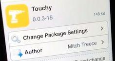 Touchy: Apps per Touch ID starten (Jailbreak Tweak) - http://apfeleimer.de/2014/01/touchy-apps-per-touch-id-starten-jailbreak-tweak - WOW: Cydia Tweak Touchy startet App je nach verwendeten Finger! Touch ID Jailbreak Tweaks fürs iPhone 5s sind aktuell der Renner: Ryan Petrichs Activator unterstützt den iPhone 5s Fingerabdruckscanner Touch ID und auch BioLockdown von Ryan ist ein grandioser Tweak mit TouchID Support. Die T...