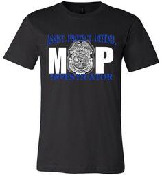 MP Investigator Tee