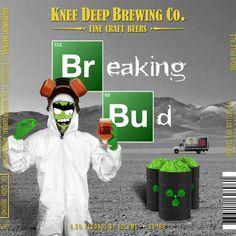 *Knee Deep - Breaking Bud IPA