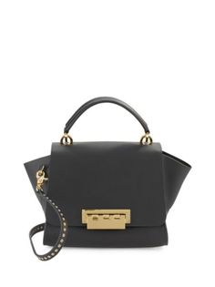 ZAC Zac Posen - Eartha Mini Top Handle Crossbody Bag
