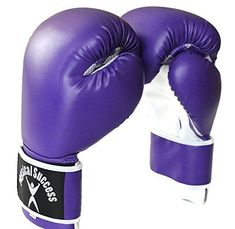 Discounted Physical Success Partners Purple Boxing Gloves 12oz #PhysicalSuccessPartnersPurpleBoxingGloves12oz