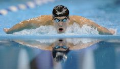 Phelps: Possibly the greatest Olympian of all time, and certainly the most decorated.