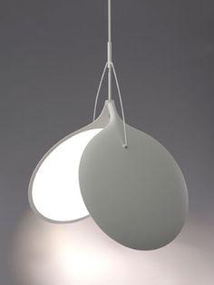 'Clam' OLED Lamp