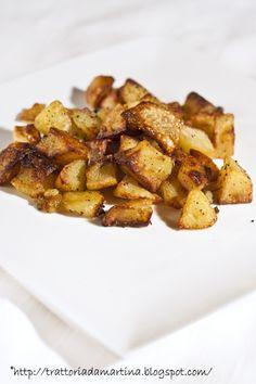 Le patate arrosto: come farle croccanti e saporite - Trattoria da Martina - cucina tradizionale, regionale ed etnica