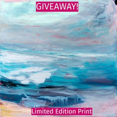 GIVEAWAY! Check out @coramurphyart profile on Insta & Facebook for your chance to win a Limited Edition Print TOMORROW! Irish Art, Contemporary Landscape, Limited Edition Prints, Landscape Paintings, Giveaway, Profile, Facebook, Art Prints, Artist