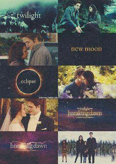 The Twilight Saga!
