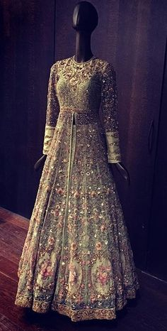33 Ideas Wedding Reception Dress Sparkly For 2019 Pakistani Bridal, Bridal Lehenga, Indian Bridal, Bridal Anarkali Suits, Anarkali Lehenga, Sabyasachi, Indian Gowns, Indian Attire, Pakistani Outfits