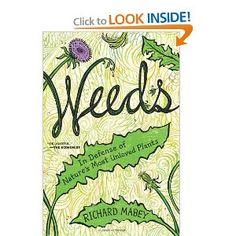 winter reading #book #weeds #gardening