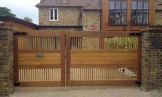 Cedar gates contemporary