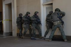 FBI SWAT Team | San Diego