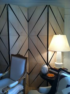 Who says your rooms have to be square?–Kips Bay Decorator Show House
