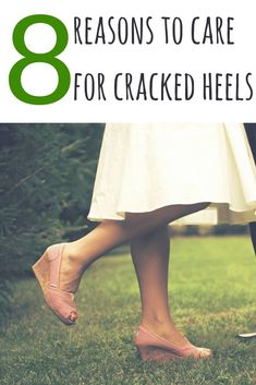If cracked heels are not treated in time, it can become very irritating and painful. Sometimes, cracked heels are a cosmetic problem, but if the problem grows, cracked heels can turn into serious medical issues