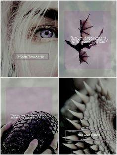 #Game of thrones #House Targaryen #Daenerys Targaryen