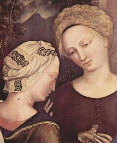 adorazione dei magi gentile da Fabriano, 1423 :)
