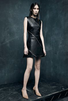 See the complete Alexander Wang Pre-Fall 2015 collection.