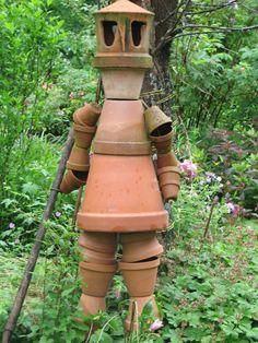 Clay Pot Queen