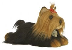 Yorkshire Terrier (Miyoni) at theBIGzoo.com, a toy store featuring 3,000+ stuffed animals.