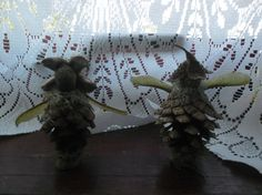 Cone Faerys  faery fae fairy  pagan witch by wildwizardcrafts, £7.99
