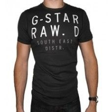 b8515994e5a G-Star Raw Mens Trin R Slim Fit T Shirt  Black (Medium) limited stock  available.