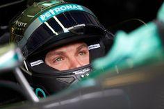 G.P d'Autriche 2014 : Rosberg devant Hamilton, Bottas 3ème