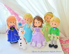 https://flic.kr/p/rkNSKr | Princesas e príncipe!