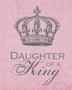 My blog about drawing closer to God and becoming a daughter of the King
