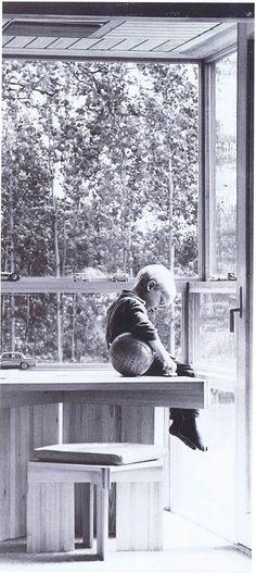 Sverre Fehn – Villa a Norrköping, Suecia | HIC Arquitectura