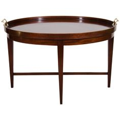 Carl Aubock Coffee Table | Tree trunk coffee table, Trunk coffee ...