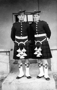 germany kilt | The Argyll and Sutherland Highlanders (Princess Louise's) - Scottish ...