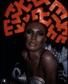 State Of Grace, Grace Jones, Music Mix, Keith Haring, Guys Be Like, Amazing Grace, Happy Birthday, Statue, Vintage