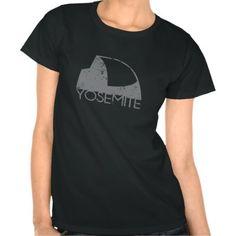 Yosemite Half Dome Shirt