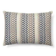 Woven Texture Olong Decorative Pillow (20