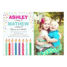 251 best twins birthday party invitations images on pinterest twin