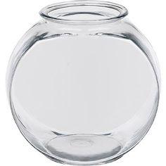 Petco Glass Drum Betta Bowl