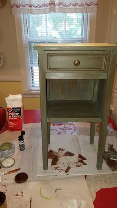 Chalk paint project