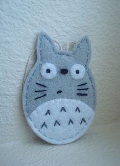 Totoro ornament.