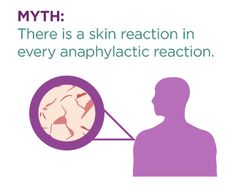 anaphylaxis skin reaction myth   >>   Recently, I ate some Ricola throat lozenges (cherry flavor). My tongue started to swell, my throat got more narrow and I took two Benedryl. It took about an hour and a half for the swelling to start to go down...going to the doctor about the white horehound in Ricola...everyone needs to take care when dealing with an allergy - especially if you didn't know you had one...